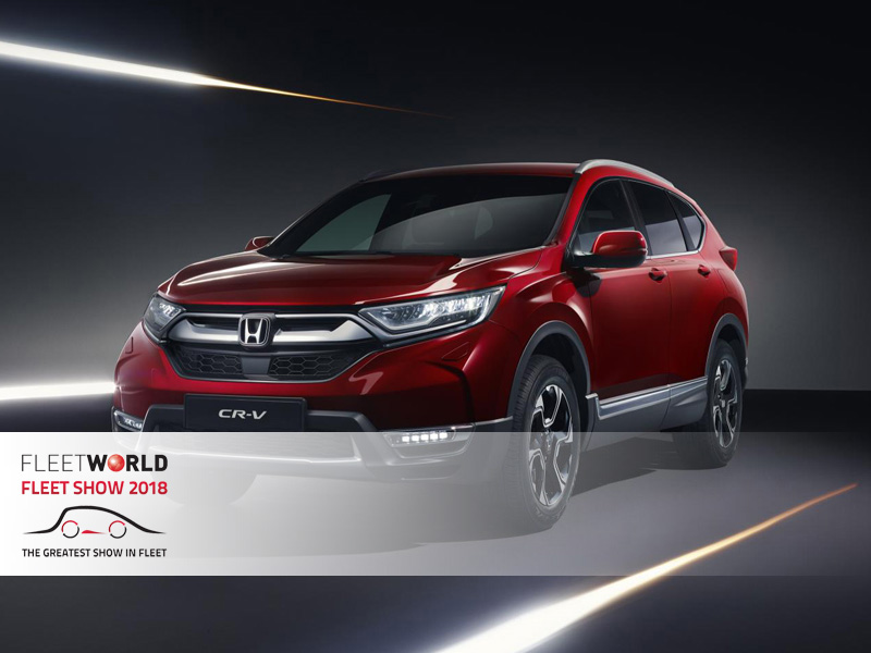 Honda CR-V debuts hybrid power and seven-seater option
