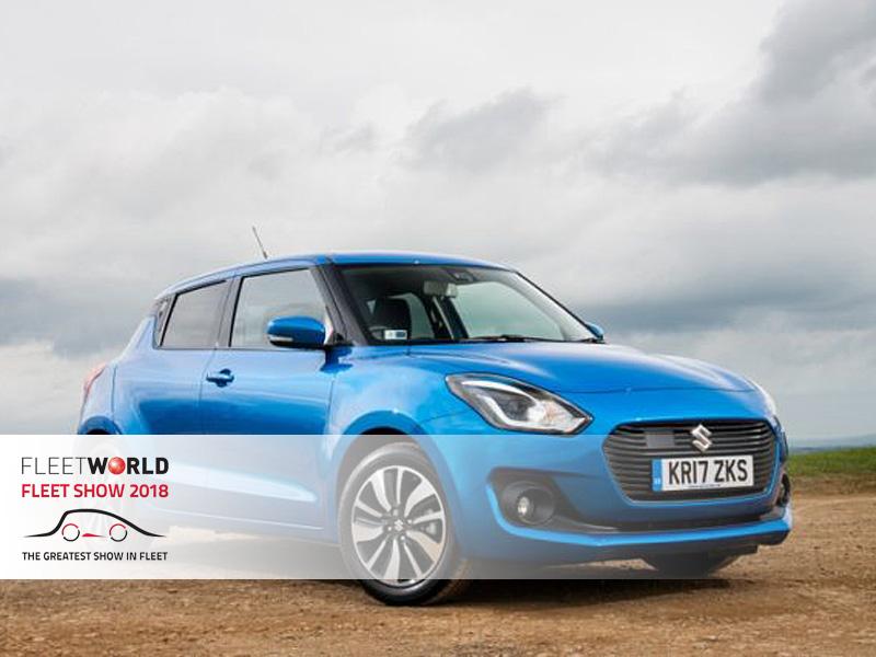 Suzuki reaps benefits of new focus on fleets