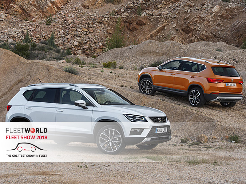 Leon and Ateca drive 50% rise in Seat true fleet sales