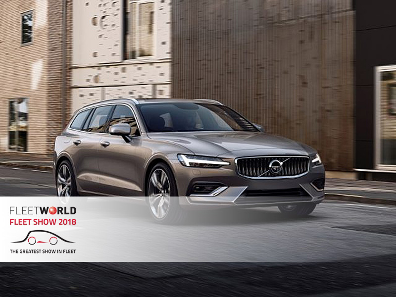 Volvo reveals new V60 estate