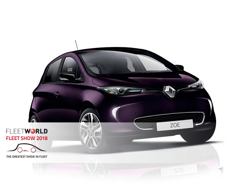 Performance boost for Renault Zoe