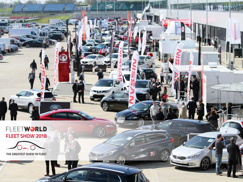 Fleet Show 2018 provides a unique opportunity to experience some of the fleet industry's latest productions and solutions all under one roof
